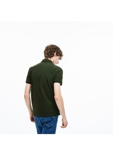 Lacoste Erkek Polo Tişört PH5522.3M9 Yeşil